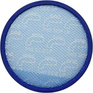 Best Hoover 304087001 WindTunnel Max Mult-Cyclonic Bagless Upright Washable Primary Blue Sponge Filter - 2 Genuine Hoover Filters Review