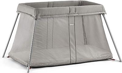 BABYBJORN Travel Crib Easy Go, Greige