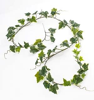Branche d/écorative artplants.de Tige de pin Artificielle Tapani avec c/ône Vert Bouquet Artificiel 70cm