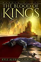The Blood of Kings (Warden of Fál Book 2) Kindle Edition