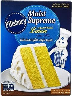 Pillsbury Lemon Cake Mix - 485 gm