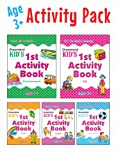 Kid's Activity Age 3+ - Pack (5 Titles)