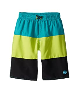 Blocked Volley Shorts (Little Kids/Big Kids)