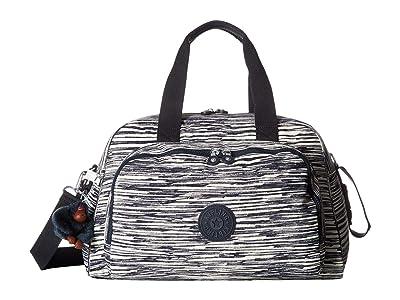 Kipling Camama Diaper Bag (Scribble Lines) Diaper Bags