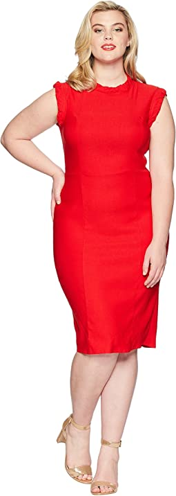Plus Size Laverne Wiggle Dress
