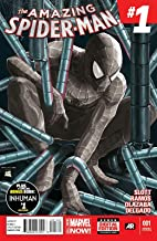 The Amazing Spider-Man #1 Vol. 3 B/W 2014 Supanova Australia Variant by Gary Choo