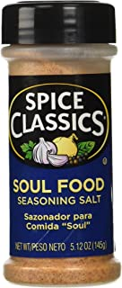 Spice Classics Soul Food Seasoning Salt, 5.12-oz. plastic shaker
