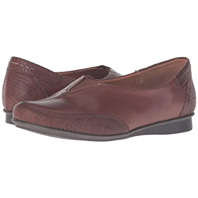 Taos Footwear Marvey (Cognac Leather) Women