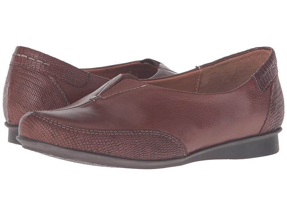 Taos Footwear Marvey (Cognac Leather) Women