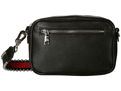 Steve Madden Bmartini (Black) Cross Body Handbags
