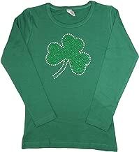 rhinestone st patrick's day shirts