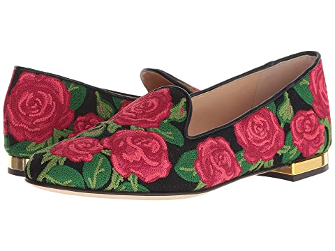 Charlotte Olympia Rose Loafer