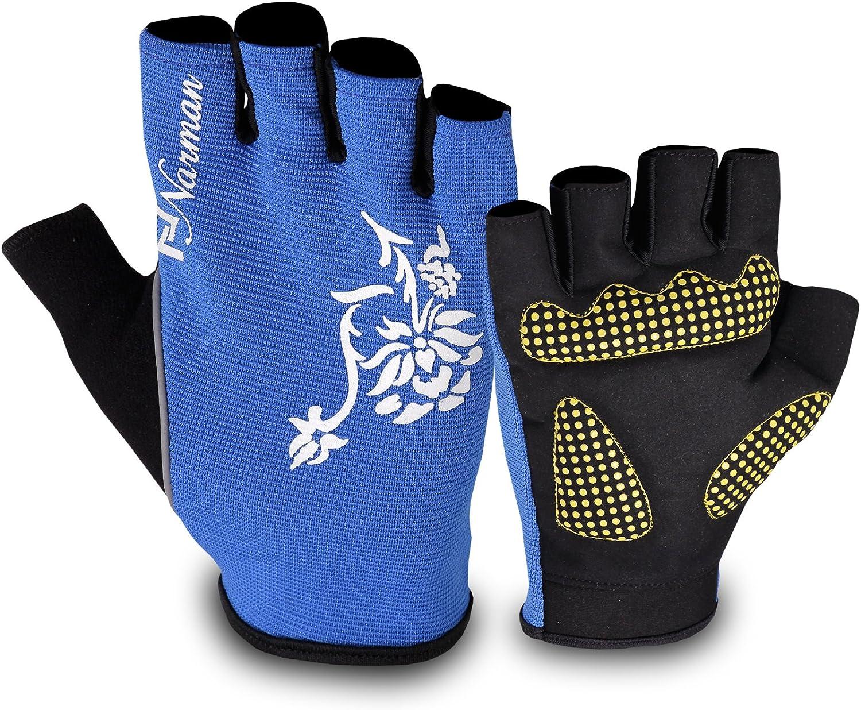 SHYNE Gel Gloves Fitness Gym Wear Weight Lifting Workout Trainin