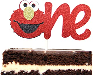 elmo cake photos