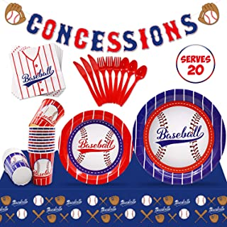 Best baseball birthday party supplies Reviews