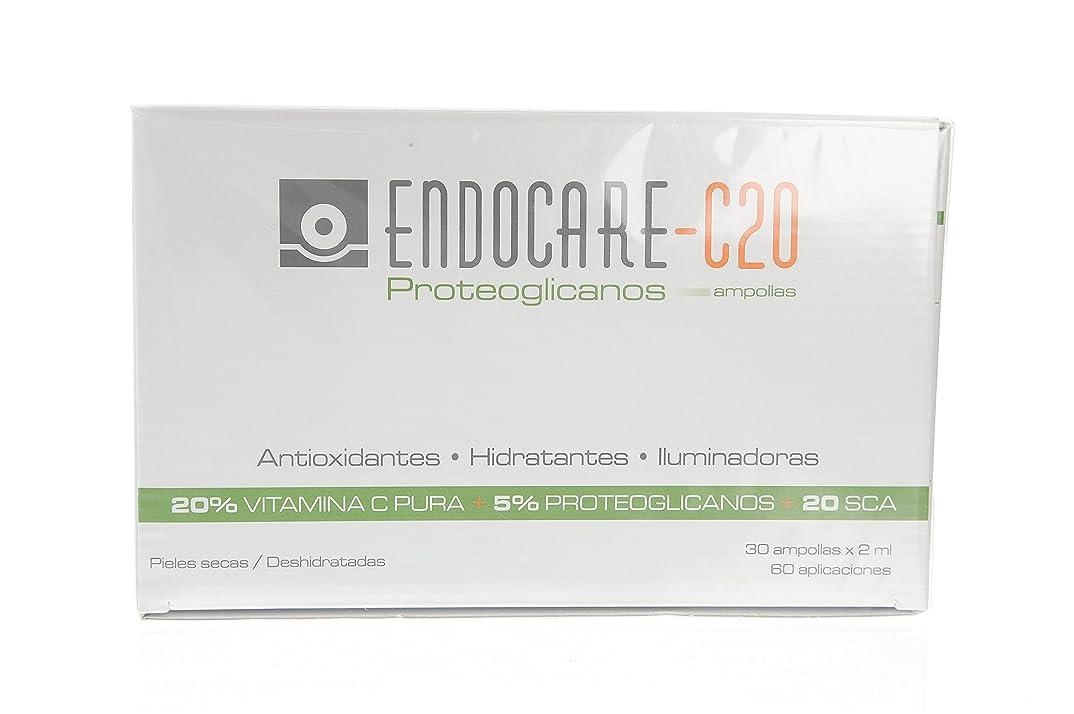同じ肉の球体ENDOCARE-C20 Proteoglicanos Ampollas 30x2ML