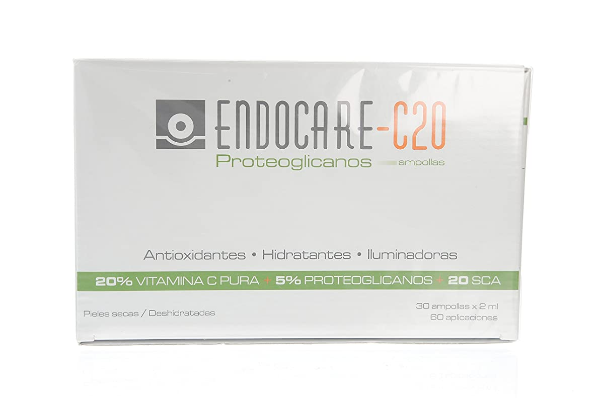 通信するキャプチャー有罪ENDOCARE-C20 Proteoglicanos Ampollas 30x2ML