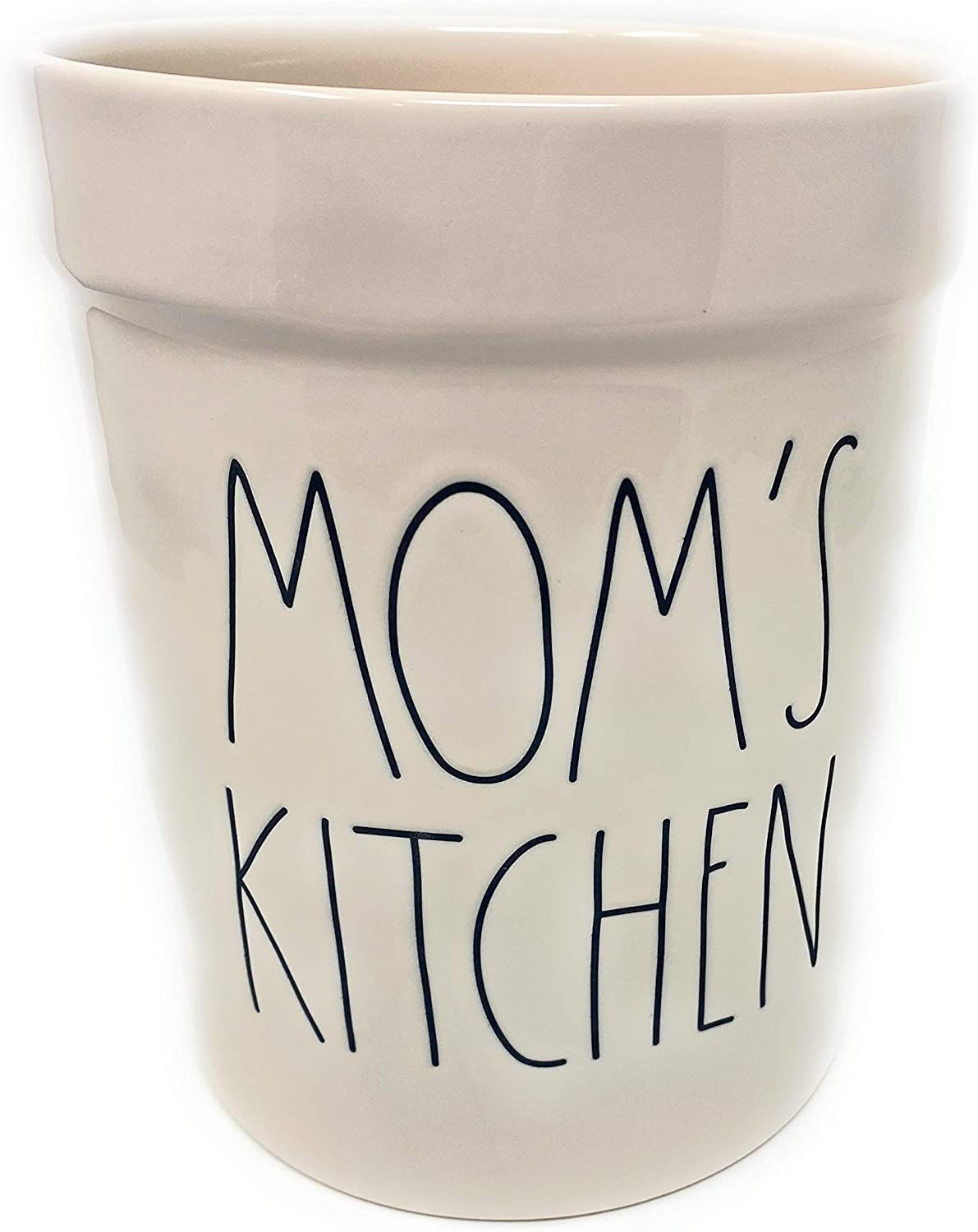 Rae Dunn Challenge the lowest price Mom's Kitchen 2021new shipping free Utensils Crock Jar - Large Tools