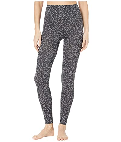 Spanx Look At Me Now Seamless Leggings (Indigo Leopard) Women