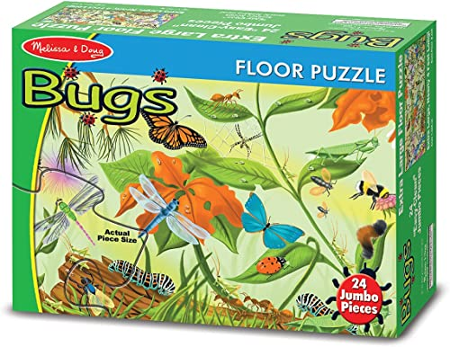 Giant Floor Puzzles, in Butterfly