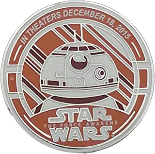 Disney Pin - Star Wars - D23 - BB-8 - Force for Change