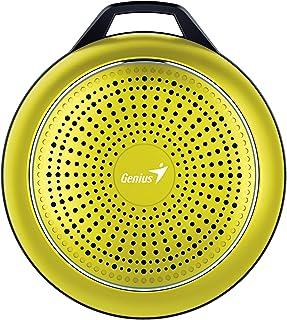 Genius Sp-906Bt Speaker for Mobile Phones - Yellow