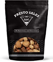 Mixed nuts, Fancy In Shell raw large (1 lb.) by Presto Sales LLC
