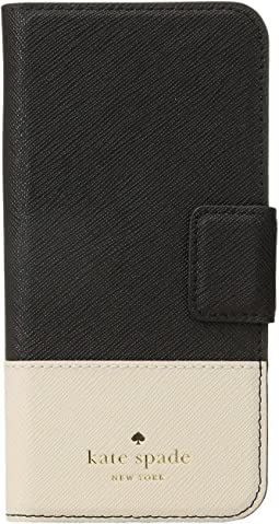 Kate Spade New York - Leather Wrap Folio Phone Case for iPhone® 7