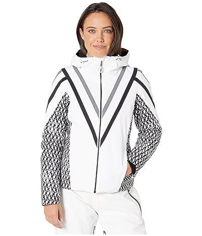 Obermeyer Trine Jacket (White) Women