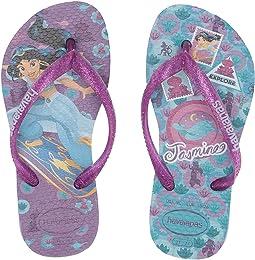 cd013b020f51 8. Havaianas Kids. Slim Princess Flip Flops ...