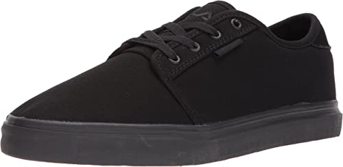 Fila Hommes's Easterly Canvas Walking chaussures, noir, 6.5 D US