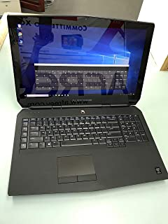Alienware 17R2 Core i7-4710HQ 16GB RAM 128GB SSD 1TB HDD 17.3In. NVIDIA GTX 98 (Renewed)