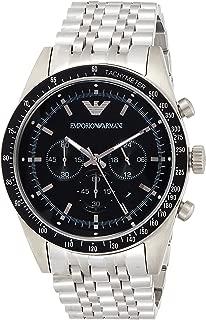 Emporio Armani Men's AR5988 Sport Silver Watch