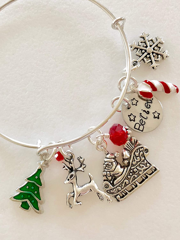 mart Santa Ranking TOP13 Claus Bangle Santa's Rudolph Sleigh Chr Coming