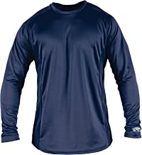Rawlings Boy's Long Sleeve Baselayer Shirt