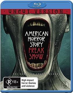 American Horror Story: Season 4 [3 Disc] (Blu-ray)
