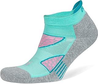 Balega Women's Enduro V-Tech No Show Socks (1 Pair), Light Aqua, Medium