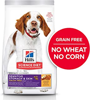 natural grain free dog food
