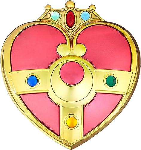 distribución global Sailor Moon Réplica Proplica Cosmic Heart Compact Tamashii Web Web Web Exclusive 9 cm  para proporcionarle una compra en línea agradable