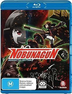 Nobunagun Complete Collection - ノブナガン コンプリート Blu-ray BOX (Region B) (輸入版) (全13話, 325分) アニメ [Blu-ray] [Import] [リージョンB,再生環境をご確認ください]