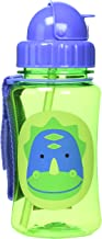 Skip Hop Straw Cup, Toddler Transition Sippy Cup, Dinosaur