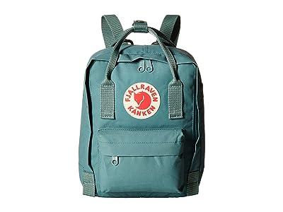 Fjallraven Kanken Mini (Frost Green) Backpack Bags