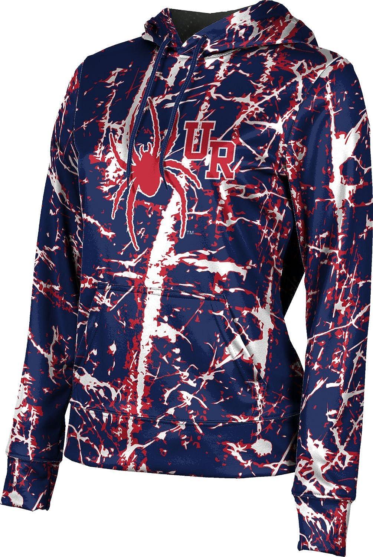 ProSphere University of Richmond Girls' Pullover Hoodie, School Spirit Sweatshirt (Distressed)