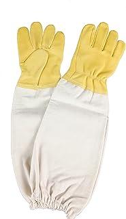 APIFORMES Ziegenleder-Handschuhe sehr fein -L für Imker   Imkerei   Stichschutz   Imkereibedarf   Bienen   Baumwolle   Leder  