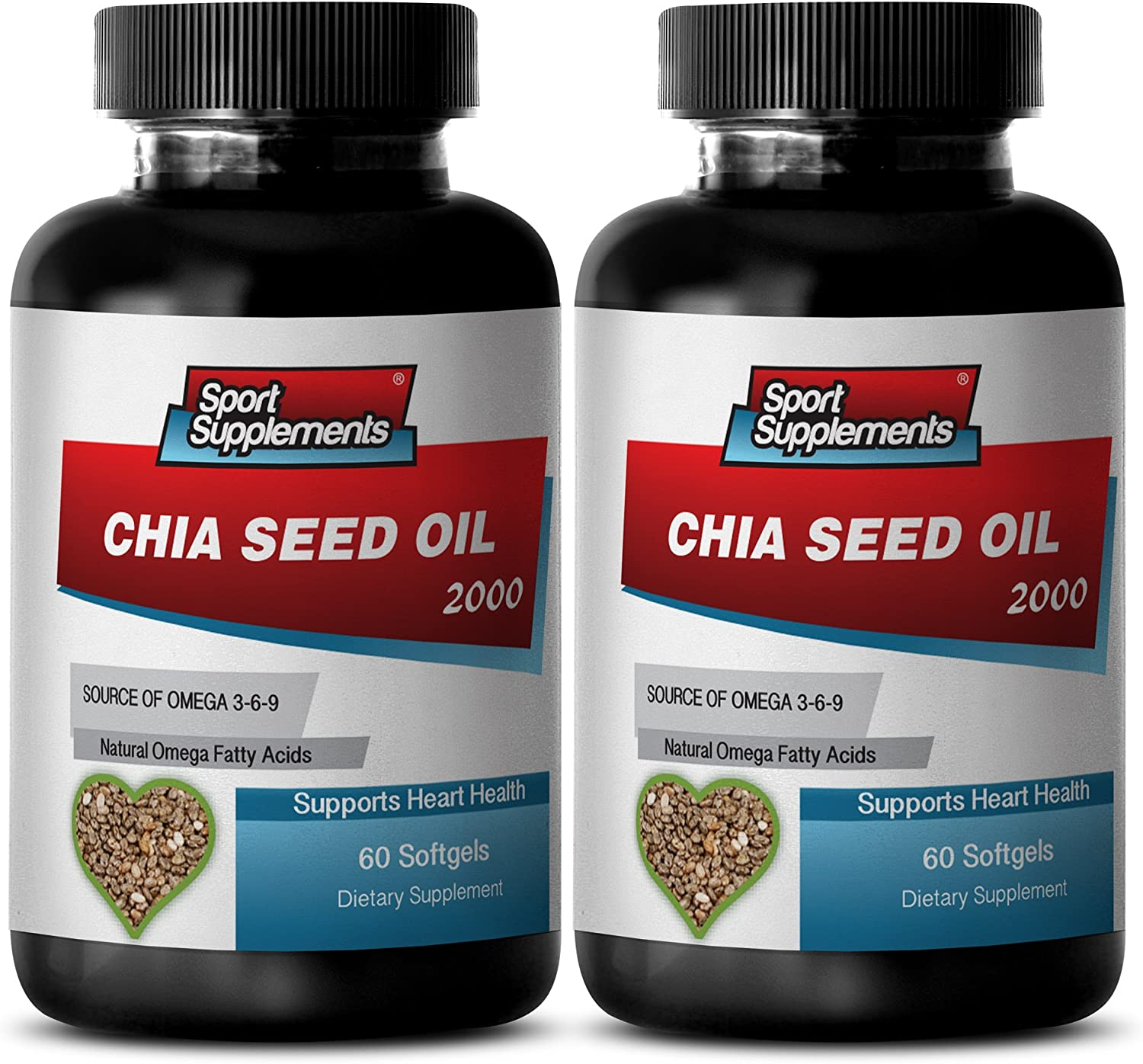 antioxidant Blend - 5 ☆ very popular CHIA Seed Oil 2000 Animer and price revision of Omega Natural Source