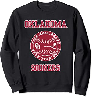 Oklahoma Sooners Softball Rise Ball Ready Sweatshirt