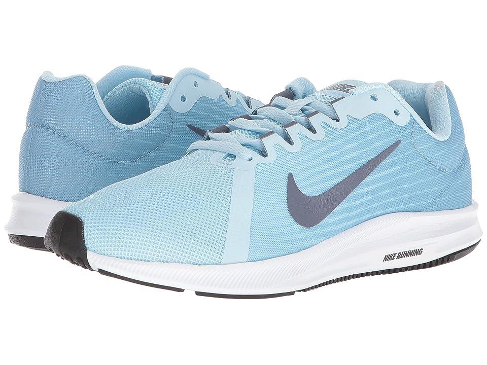 Nike Downshifter 8 (Cobalt Tint/Light Carbon/Leche Blue) Women
