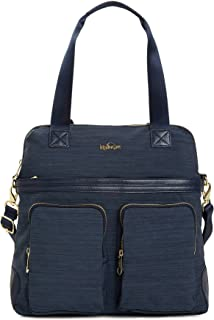 Kipling womens HB6747 Camryn True Dazz Navy Laptop Bag