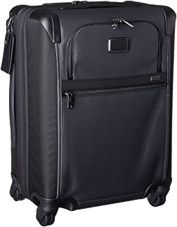 Alpha Continental Expandable 4 Wheel Carry-On
