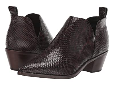 Dolce Vita Sonni (Espresso Snake Print Leather) Women
